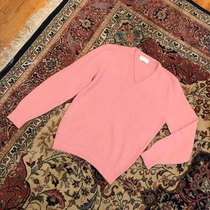 ECU Vintage Dior V-neck Sweater